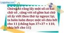 Bài 122 trang 21 SBT toán 6 tập 1