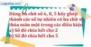 Bài 127 trang 22 SBT toán 6 tập 1
