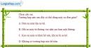 Bài 13.9 trang 43 SBT Vật lí 6