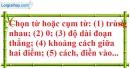 Bài 7.1 phần bài tập bổ sung trang 132 SBT toán 6 tập 1