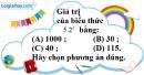 Bài 9.1 phần bài tập bổ sung trang 20 SBT toán 6 tập 1