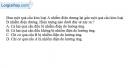 Bài 2.4, 2.5, 2.6 trang 6 SBT Vật Lí 11