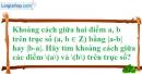 Bài 103 trang 82 SBT toán 6 tập 1