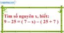 Bài 104 trang 82 SBT toán 6 tập 1