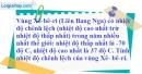Bài 106 trang 83 SBT toán 6 tập 1