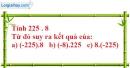 Bài 112 trang 84 SBT toán 6 tập 1