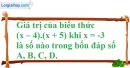 Bài 124 trang 86 SBT toán 6 tập 1