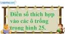 Bài 125 trang 86 SBT toán 6 tập 1