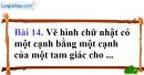 Bài 14 trang 150 Vở bài tập toán 8 tập 1