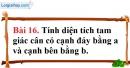Bài 16 trang 151 Vở bài tập toán 8 tập 1