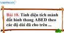 Bài 18 trang 153 Vở bài tập toán 8 tập 1