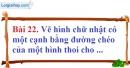 Bài 22 trang 156 Vở bài tập toán 8 tập 1