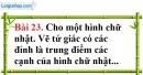 Bài 23 trang 156 Vở bài tập toán 8 tập 1