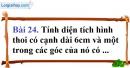 Bài 24 trang 157 Vở bài tập toán 8 tập 1