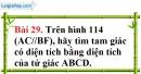 Bài 29 trang 161 Vở bài tập toán 8 tập 1