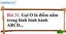 Bài 31 trang 162 Vở bài tập toán 8 tập 1
