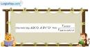 Bài 1.26 trang 19 SBT hình học 12