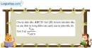 Bài 1.33 trang 20 SBT hình học 12