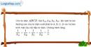 Bài 1.34 trang 20 SBT hình học 12