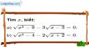 Bài 66 trang 15 SBT toán 9 tập 1