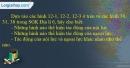 Câu 2 trang 43 SBT địa 6