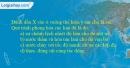 Câu 1 trang 45 SBT địa 6