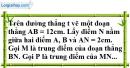 Bài 10.3 phần bài tập bổ sung trang 138 SBT toán 6 tập 1