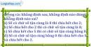 Bài 11.1 phần bài tập bổ sung trang 22 SBT toán 6 tập 1