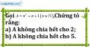 Bài 11.4 phần bài tập bổ sung trang 22 SBT toán 6 tập 1
