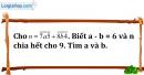 Bài 12.3 phần bài tập bổ sung trang 23 SBT toán 6 tập 1
