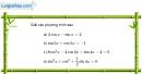 Bài 1.29 trang 38 SBT đại số và giải tích 11