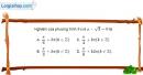 Bài 1.32 trang 38 SBT đại số và giải tích 11