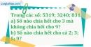 Bài 133 trang 22 SBT toán 6 tập 1