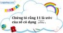 Bài 13.3 phần bài tập bổ sung trang 24 SBT toán 6 tập 1