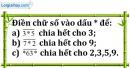 Bài 134 trang 23 SBT toán 6 tập 1