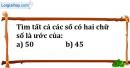 Bài 145 trang 24 SBT toán 6 tập 1