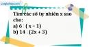 Bài 146 trang 24 SBT toán 6 tập 1