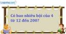 Bài 147 trang 24 SBT toán 6 tập 1