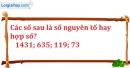 Bài 148 trang 24 SBT toán 6 tập 1