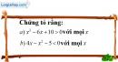 Bài 18 trang 7 SBT toán 8 tập 1