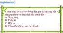 Bài 2.9 trang 8 SBT Vật lí 7