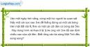 Bài 3.4 trang 9 SBT Vật lí 7