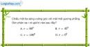 Bài 4.6 trang 13 SBT Vật lí 7
