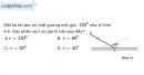 Bài 4.9 trang 13 SBT Vật lí 7