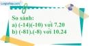 Bài 11.2 phần bài tập bổ sung trang 87 SBT toán 6 tập 1