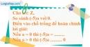 Bài 11.6 phần bài tập bổ sung trang 88 SBT toán 6 tập 1