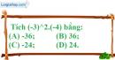 Bài 12.1 phần bài tập bổ sung trang 89 SBT toán 6 tập 1