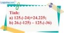 Bài 142 trang 89 SBT toán 6 tập 1