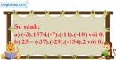 Bài 143 trang 90 SBT toán 6 tập 1