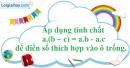 Bài 145 trang 90 SBT toán 6 tập 1